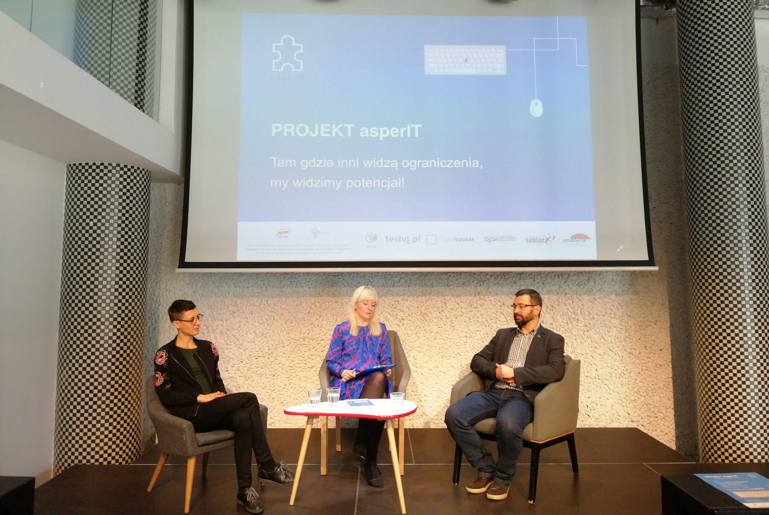 asperIT press conference – inauguration of the second edition