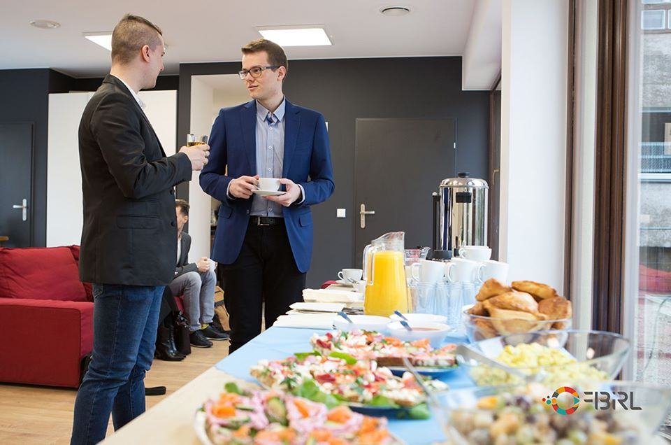 NGO – Business Breakfast meeting