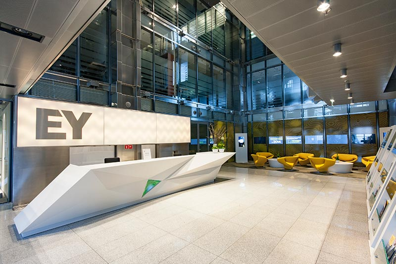 Biuro centralne EY Polska – budynek Rondo 1, Rondo ONZ 1, Warszawa